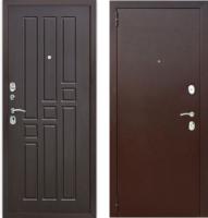 Входная дверь Гарда 8мм Венге (96x205, левая) -