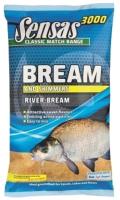 Прикормка рыболовная Sensas 3000 Natural Bream / 71381 (1кг) -