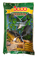 Прикормка рыболовная Sensas 3000 Feeder Bremes / 09581 (1кг) -