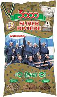 Прикормка рыболовная Sensas 3000 Super Riviere Gardon / 10331 (1кг) -