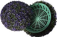 Искусственное растение Green Fly Самшит полусфера Черника / СП-14-39 -