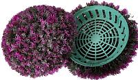 Искусственное растение Green Fly Самшит полусфера Пион / СП-16-40 -