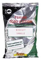 Добавка рыболовная Sensas Biscuit Vanille / 35351 (700г) -