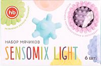 Развивающий игровой набор Happy Baby Sensomix Light / 330088 -