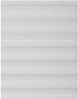 Штора-плиссе Delfa Basic Blackout СПШ-38701 (52x160, белый) -