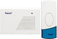 Электрический звонок Feron H-118B / 23605 (белый) -