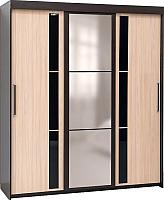 Шкаф SV-мебель Ж №11 1.5 (дуб венге/дуб млечный) -