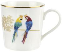 Кружка Portmeirion Piccadilly Set Попугаи позируют / SMPP78914-XG (340мл) -