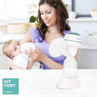 Молокоотсос электрический Kitfort KT-2318