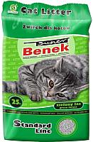 Наполнитель для туалета Super Benek Зеленый лес (25л) -