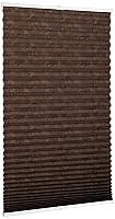 Штора-плиссе Delfa Самоа СПШ-333 (48x160, шоколадный) -