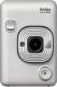 Фотоаппарат с мгновенной печатью Fujifilm Instax Mini LiPlay (Stone White) -