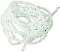 Лента монтажная спиральная КС ЛСМ-24 / 93217 (10м, белый) -