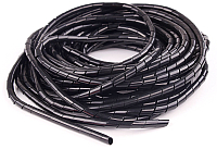 Лента монтажная спиральная КС ЛСМ-12 / 93207 (10м, черный) -