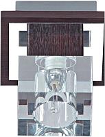 Точечный светильник Ozcan Delos 6045-1 (венге) -
