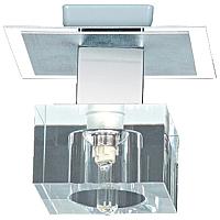Точечный светильник Ozcan Delos 6045-1 (матовый хром) -
