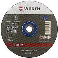 Отрезной диск Wurth 0669203502 -