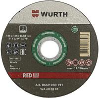 Отрезной диск Wurth 0669230126 -