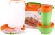 Набор пластиковой посуды Полимербыт 80960-80960 -
