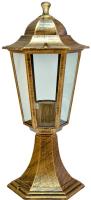Светильник уличный Feron 6104 / 11131 (черное золото) -