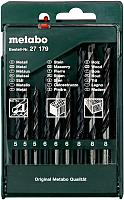 Набор сверл Metabo 627179000 -