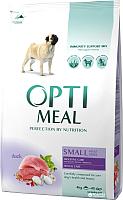 Корм для собак Optimeal Small с уткой (4кг) -