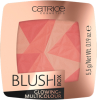 Румяна Catrice Blush Box Glowing + Multicolour тон 010 (5.5г) -