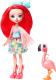Кукла с аксессуарами Mattel С любимой зверюшкой / GFN42 -