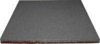 Резиновая плитка Ecoslab 500x500x16 (серый) -