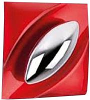 Бра Ozcan Uzay 5049 G9 (красный) -