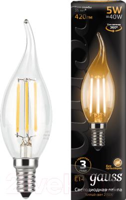 Лампа Gauss 104801105