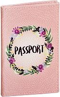 Обложка на паспорт Vokladki Венок / 11017 -