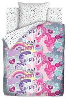 Комплект постельного белья Непоседа My little Pony Neon. Подружки пони /512423 -
