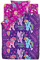 Комплект постельного белья Непоседа My Littie Pony Neon. Дружба / 562866 -