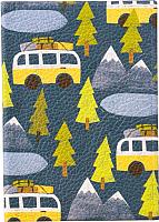 Обложка для автодокументов Vokladki Север / 12015 -