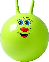 Фитбол с рожками Sundays Fitness IR97401B-45 (зеленый) -