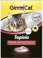 Витамины для животных GimCat Topinis Curd / 409757 (220г) -