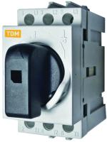 Рубильник модульный TDM SQ0222-0006 -