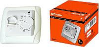 Терморегулятор для теплого пола TDM Онега SQ1805-0060 (белый) -
