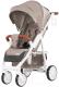Детская прогулочная коляска Carrello Echo CRL-8508 (caramel beige) -