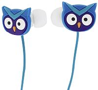 Наушники-гарнитура Pylones Owl 31237 (синий) -