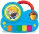 Музыкальная игрушка Азбукварик Антошка. Пианино с огоньками / AZ-2341 -