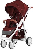 Детская прогулочная коляска Carrello Echo CRL-8508 (rose red) -