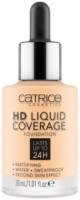 Тональный крем Catrice HD Liquid Coverage тон 002 (30мл) -
