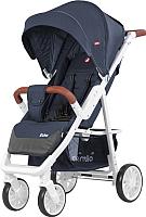 Детская прогулочная коляска Carrello Echo CRL-8508 (shadow blue) -