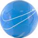 Футбольный мяч Nike Mercurial Fade / SC3913-486 (размер 4, белый/голубой) -