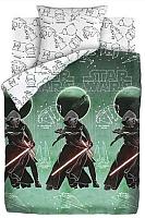 Комплект постельного белья Непоседа Star Wars Neon. Созвездия / 460811 -