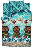 Комплект постельного белья Непоседа Моана и Мауи / 483871 -