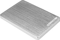 Внешний жесткий диск Freecom mSSD Metal Slim USB 3.1 480GB Silver (56412) -