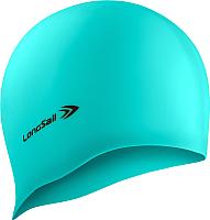 Шапочка для плавания LongSail Силикон (бирюзовый) -